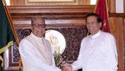 বাংলাদেশ-শ্রীলঙ্কার বাণিজ্য সম্প্রসারণে যথেষ্ট সম্ভাবনা : রাষ্ট্রপতি