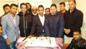 জালালাবাদ এসোসিয়েশন গ্রীস শাখার প্রতিষ্ঠাতা সভাপতি শাহ আলম তালুকদারের জন্মদিন পালন