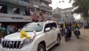 ৩ হাজার মোটরসাইকেল নিয়ে 'মটর গাড়ি'র শো-ডাউন