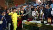 আনন্দ উল্লাসে কুয়েতে স্কুল স্টুডেন্ট ফুটবল টুর্নামেন্টের ২০১৮ ফাইনাল খেলা সম্পন্ন