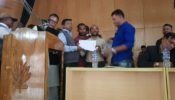 কমলগঞ্জ উপজেলা চেয়ারম্যান পদে আওয়ামীলীগের মনোনয়ন পত্র গ্রহন করেছেন আব্দুল মুনিম খান শাকুর