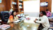 কথা আর স্বপ্ন নয় আমি কাজে বিশ্বাসী, বললেন- জেলা প্রশাসক নাজিয়া শিরিন