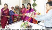 কুলাউড়া মহিলা বিষয়ক অফিস পরিদর্শনে জেলা প্রশাসক