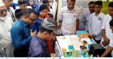 কুলাউড়া উপজেলায় আন্ত:স্কুল বিজ্ঞান মেলা অনুষ্টিত