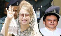 খালেদা জিয়াকে রেজা কিবরিয়ার 'স্যালুট'