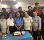 কানাডায় বাংলাদেশ কাপ ফুটবল টুর্নামেন্টের শুভ উদ্বোধনী অনুষ্ঠান