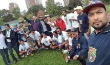কানাডা'র টরন্টো'তে যথাযথভাবে বাংলাদেশ কাপ ফুটবল প্রতিযোগিতা ২০১৯ সম্পন্ন