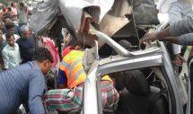 ১০ বরযাত্রী নিহত, নিশ্চিত করেছেন পুলিশ সুপার