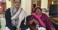 হাজীপুর সোসাইটির সভাপতির সাথে বিশ্বব্যাংকের কান্ট্রি ডিরেক্টরের সাক্ষাৎ অনুষ্ঠিত
