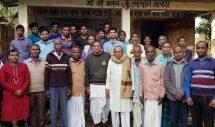 কুলাউড়ায় শ্রী শ্রী মদন গোপাল আখড়া কমিটি গঠন