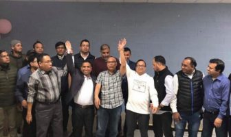 কুলাউড়া বাংলাদেশি এসোসিয়েশন নির্বাচন: 'শাহ আলাউদ্দিন – জাবেদ আলী প্যানেলের সভা অনুষ্ঠিত