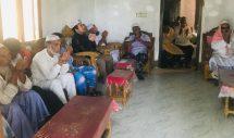 হাজীপুর ইউনিয়ন বিএনপি সাথে জেলা যুবদল নেতা শেখ নিজামুর রহমান টিপুর মতবিনিময়