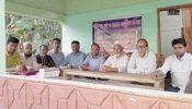 পাইকপাড়া এম এ আহাদ আধুনিক কলেজের ১ম সাংগঠনিক সভা অনুষ্ঠিত