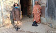 অামেরিকা প্রবাসী সাংবাদিক জুয়েল শাদাতের উদ্যেগে অসহায় দরিদ্রদের মাঝে খাদ্যসামগ্রী বিতরণঃ