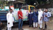 মৌলভীবাজার জেলা যুবদলের খাদ্য সহায়তা