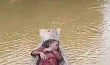 রাজনগরের লঘাটা নদী থেকে কিশোরির লাশ উদ্ধার