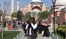 তুরস্কে প্রসিদ্ধ আয়া সোফিয়া জাদুঘরকে মসজিদে রূপান্তর