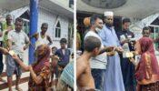 বানিয়াচংয়ে বি,ডি প্রবাসী কল্যান (বন্ধন গ্রুপ'র)উদ্যোগে সুবিধাবঞ্চিতদের অর্থ বিতরণ