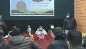 পালমা কাম্পানিয়া,সানজেন্নারো ও সান জোসেফ . নাপলী বিএনপির আলোচনা