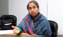 শিক্ষামন্ত্রী ডা. দীপু মনির করোনা পজিটিভ